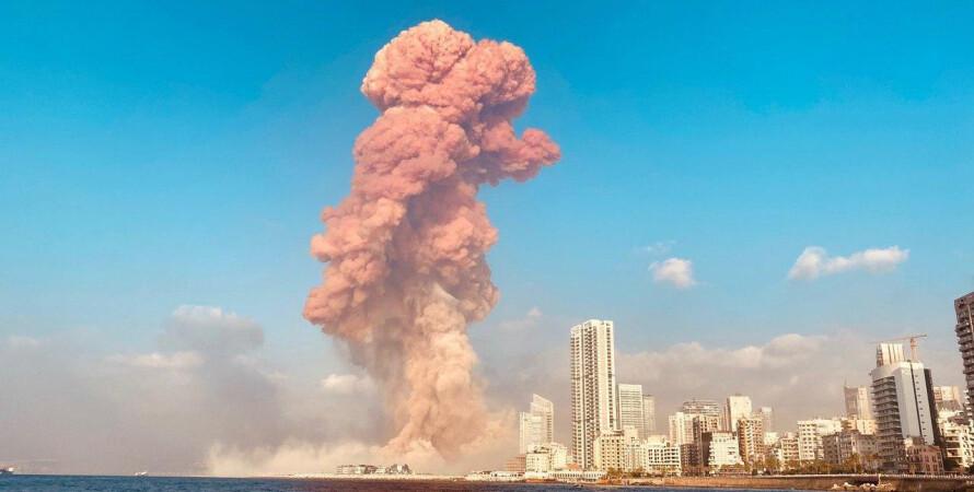 Взрыв в Бейруте, Бейрут, взрыв, ливан, интерпол, розыск