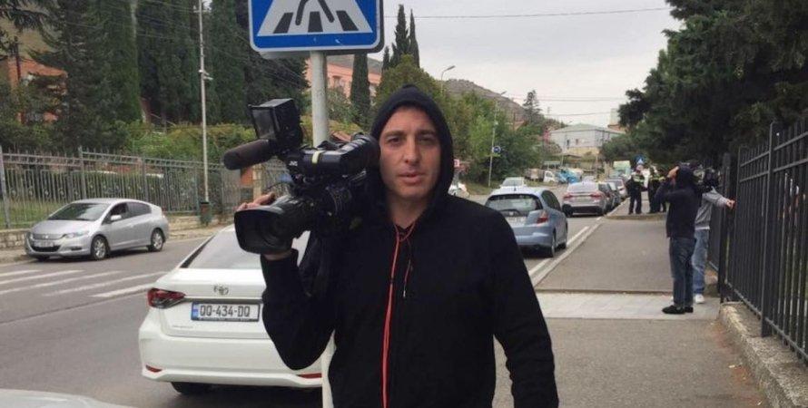 загинув побитий журналіст в Грузії