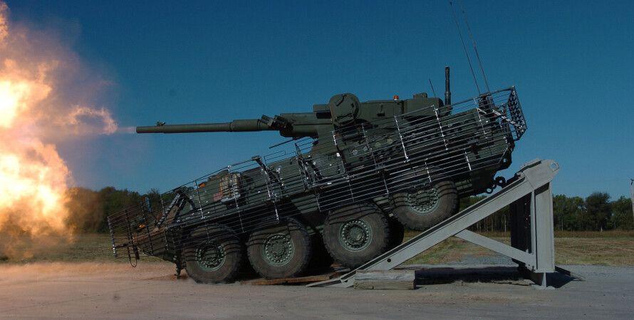 Бронемашина Stryker / Фото: topwar.ru