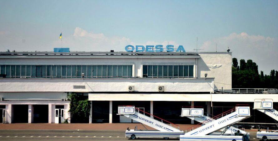 Одесский аэропорт / Фото: skelet-info.org