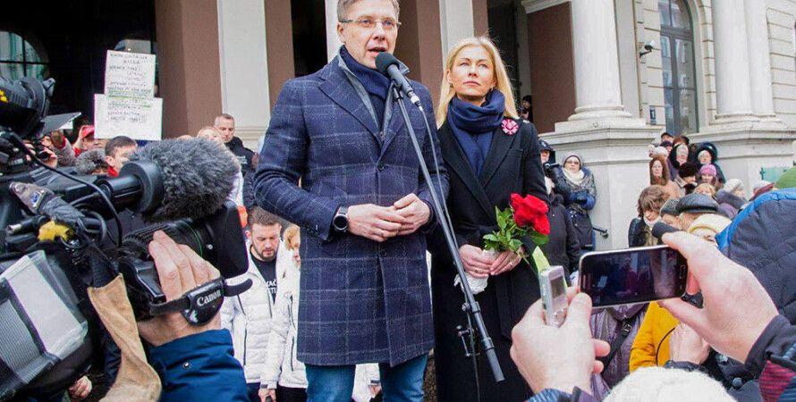 Фото: NilsUsakovs / Facebook