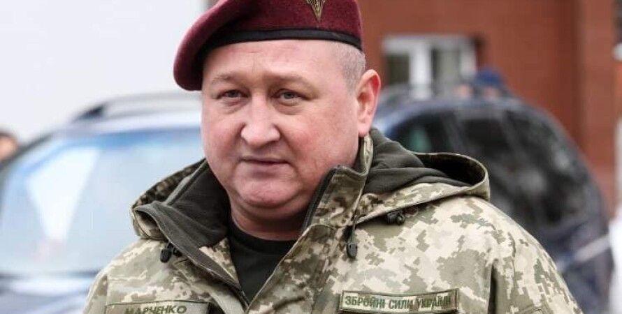 Дмитрий Марченко/Фото: facebook.com/MinistryofDefence.UA