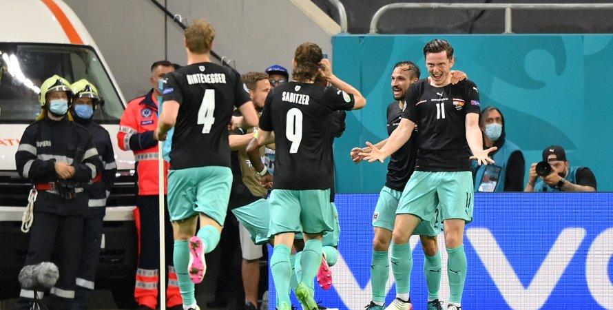 Збірна Австрії, Євро-2020