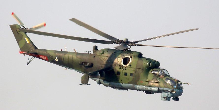 Вертолет, Мьянма