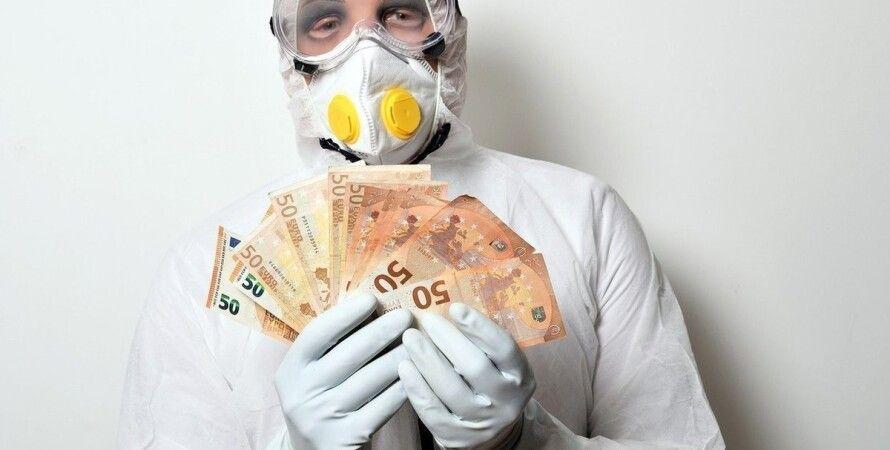 коронавирусный фонд, коронавирус, Минфин, надбавки врачам