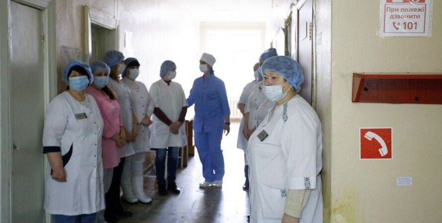 Одесса, коронавирус, больницы