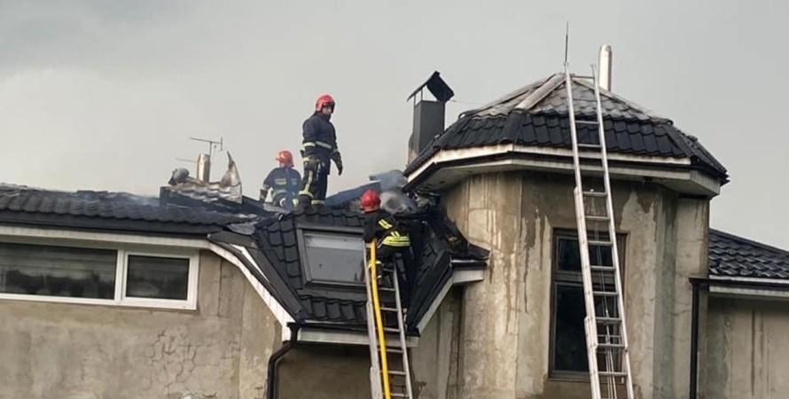 авіакатастрофа, падіння літака, авіакатастрофа в Івано-Франківській області