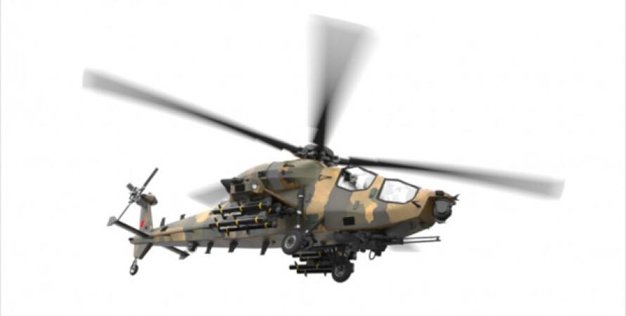 T929 ATAK-II, вертоліт, Туреччина, двигун, Україна, співпраця в оборонній сфері, виробництво двигунів