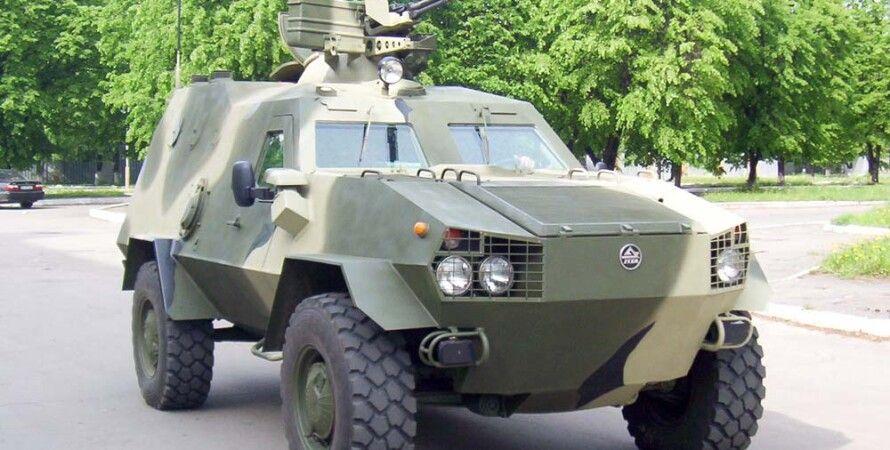 """Бронеавтомобиль """"Дозор-Б"""" / Фото: wikipedia.org"""