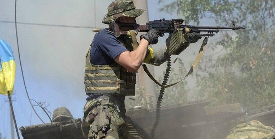 Боец АТО / Фото: ua-ru.info