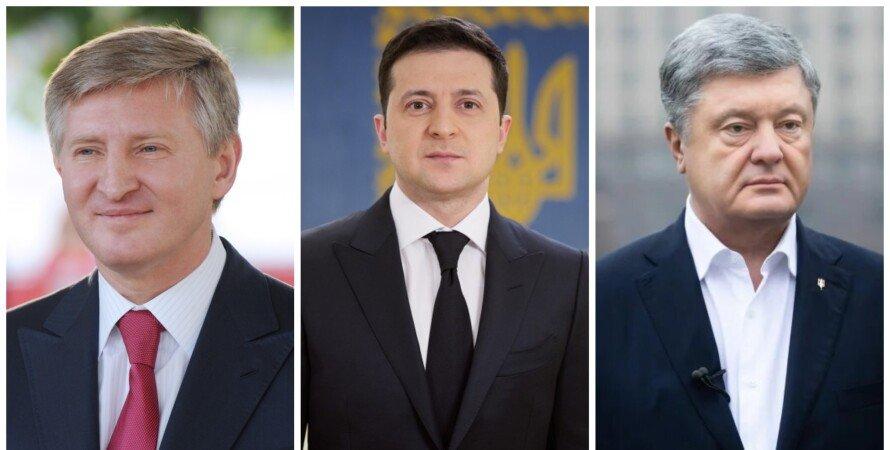 зеленский, владимир зеленский, ахметов, порошенко