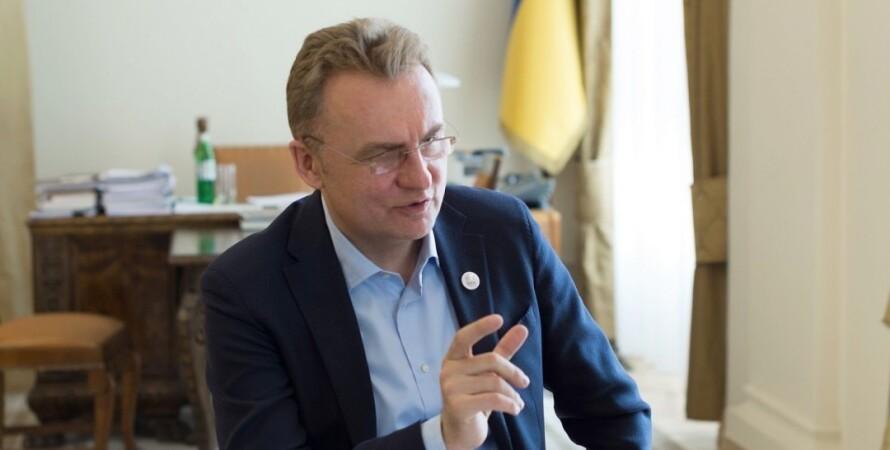 коронавирус в украине, локдаун, Львов, больницы, карантин, Андрей Садовый