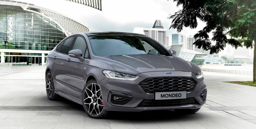 Ford, Ford Mondeo снимают с производства