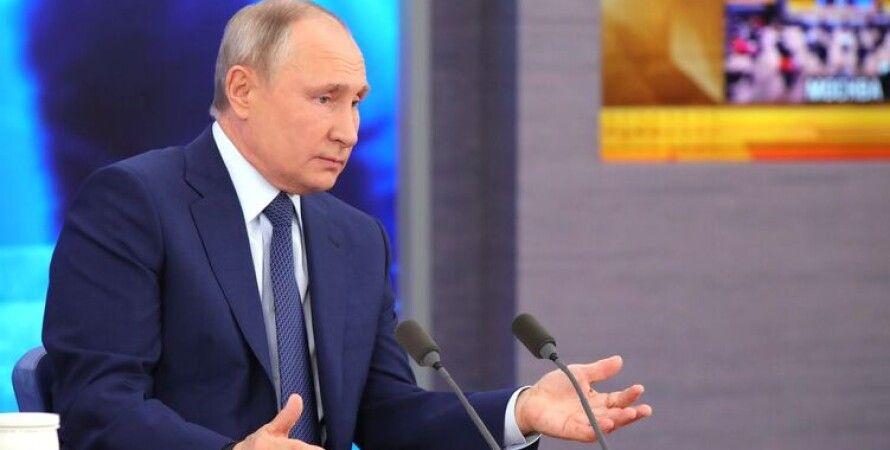 Владимир Путин, Пресс-конференция, Холодная война, Россия, НАТО