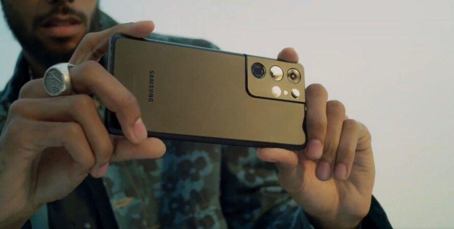 смартфон, Samsung, Galaxy S21 Ultra