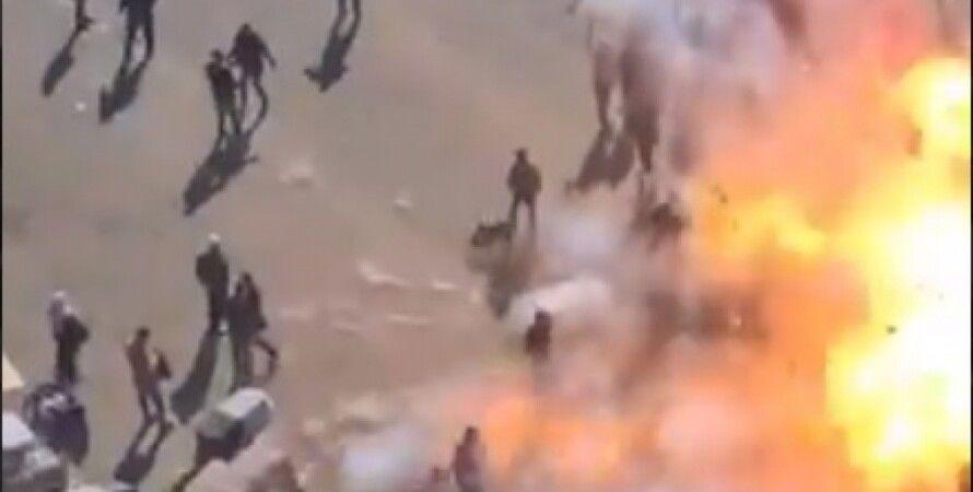 взрыв, ирак, багдад, игил, ответственность