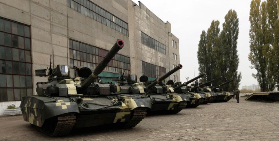 танк оплот, т-84 Оплот, ВСУ, ЗСУ, Минобороны, Генштаб, ХБКМ им. Морозова, импортозамещение