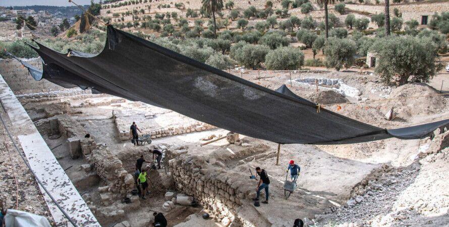 Израиль, раскопки, Иисус Христос