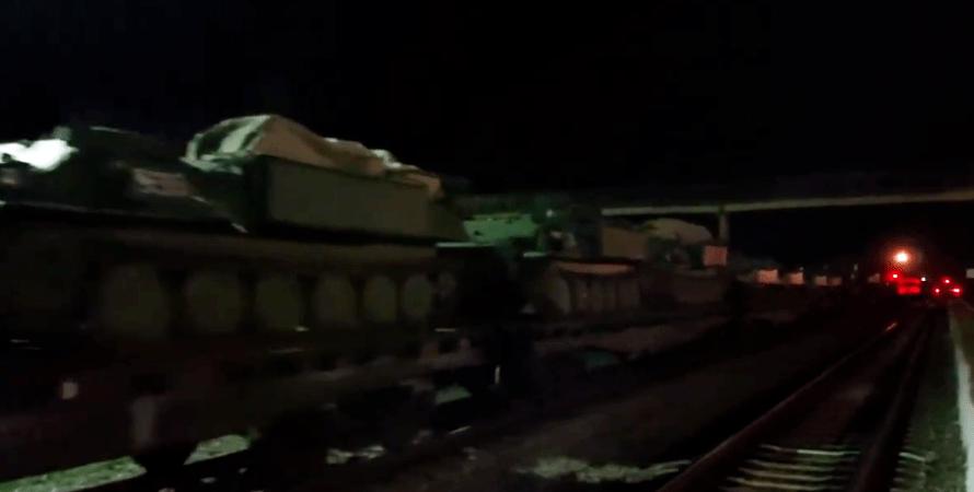 переброска войск в крым, оккупация крыма