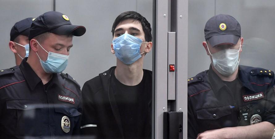 Ильназ Галявиев, казанский стрелок, избрание меры пресечения, суд