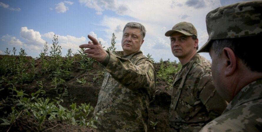 Петр Порошенко / Фото: пресс-служба презиеднта