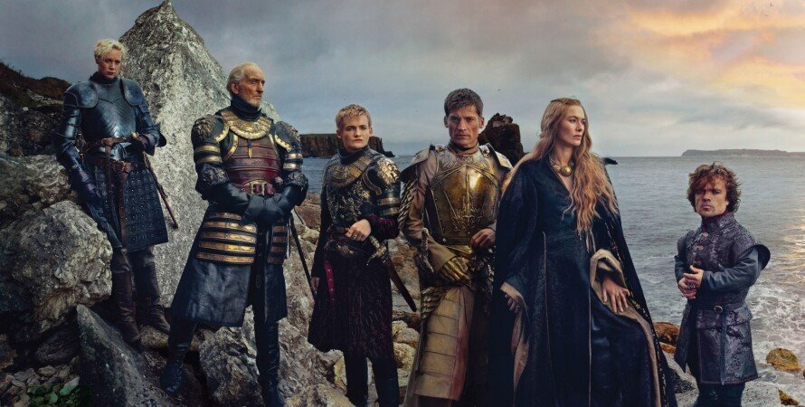 сериал Игра престолов, действующие лица, главные герои