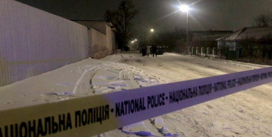 Миколаївська область, стрілянина, поранення, батько, геніталії, поліція