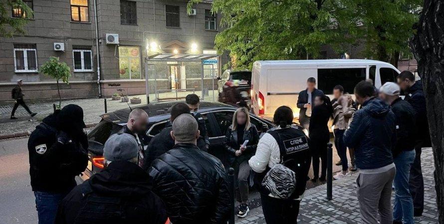 Поліція, бордель, Одеса