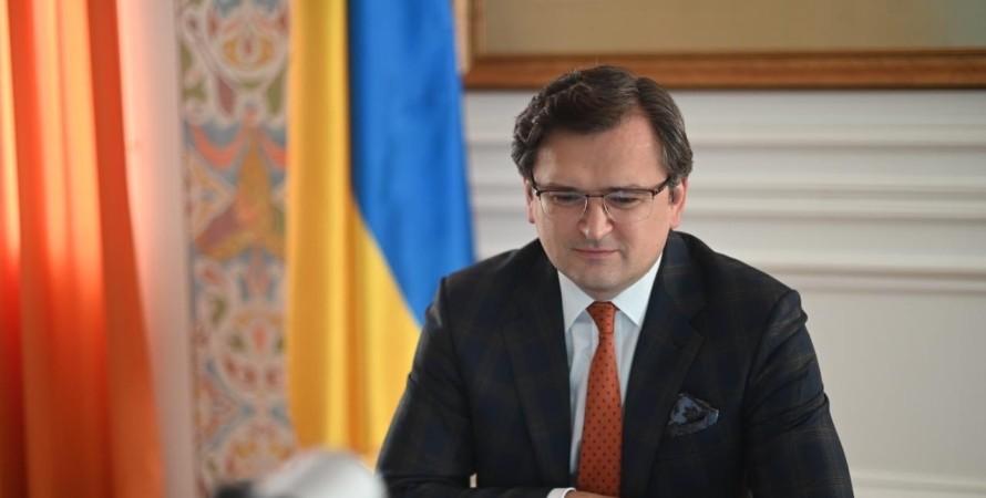 Дмитрий Кулеба, глава МИД Украины Дмитрий Кулеба