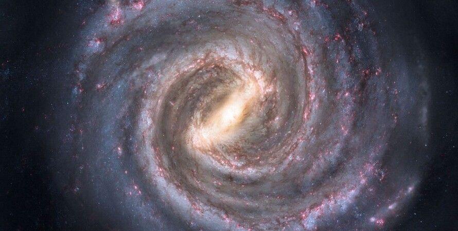 Млечный путь, космос, фото, созвездия