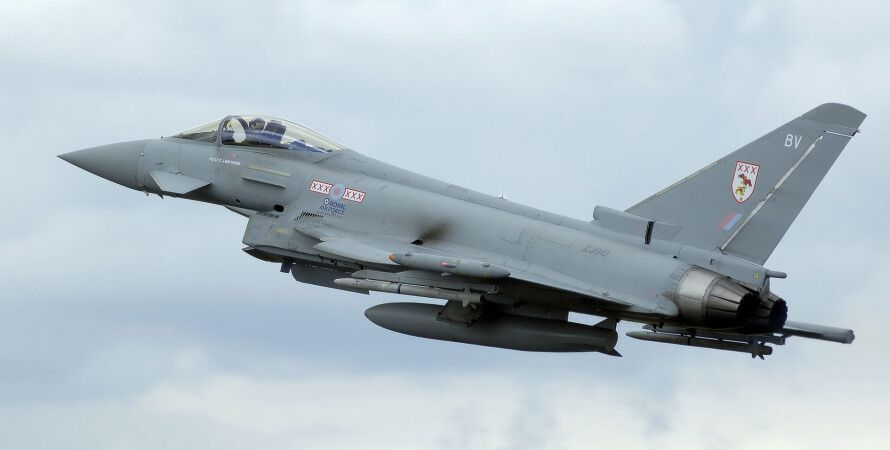 Eurofighter Typhoon / Фото: Wikipedia.org