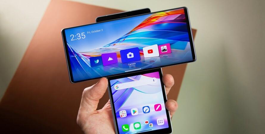 LG может закрыть производство смартфонов