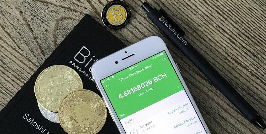 App Store, приложение, мобильное приложение, криптовалюта, биткоин