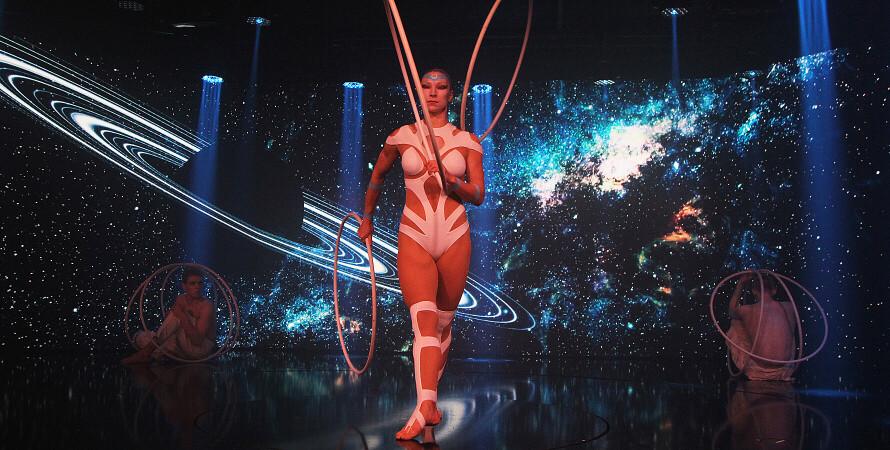 цирк, шоу-программа, Цирк дю Солей, шоу Иные, Cirque du Soliel
