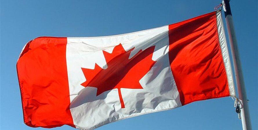 Флаг Канады / Фото: Ya-ru.ru