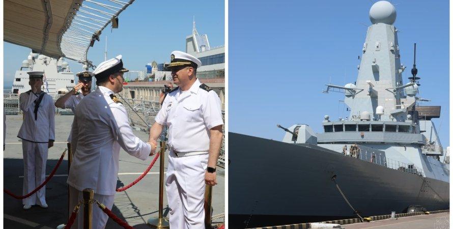 корабль, корабль НАТО, флот Великобритании, передача кораблей Украине, корабли для ВМСУ