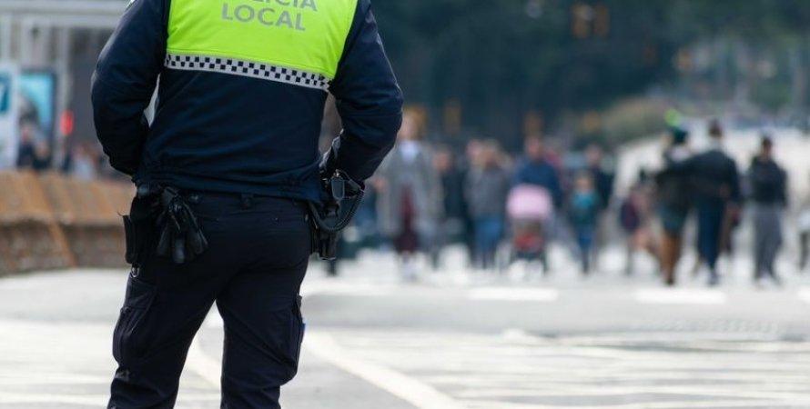 поліція, іспанія, коронавірус, COVID-19