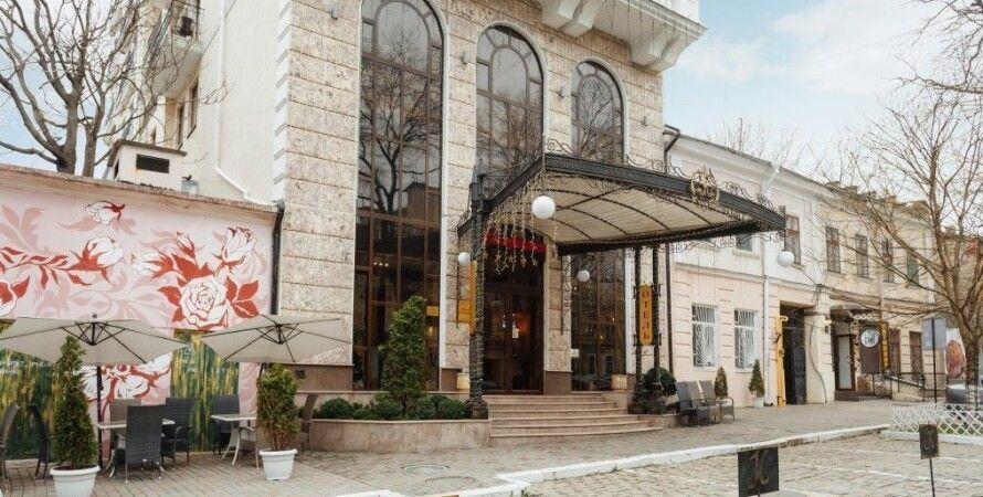 Фото: hotelcaliforniaodessa.com