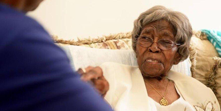 хестер форд, долгожительница, старейшая американка