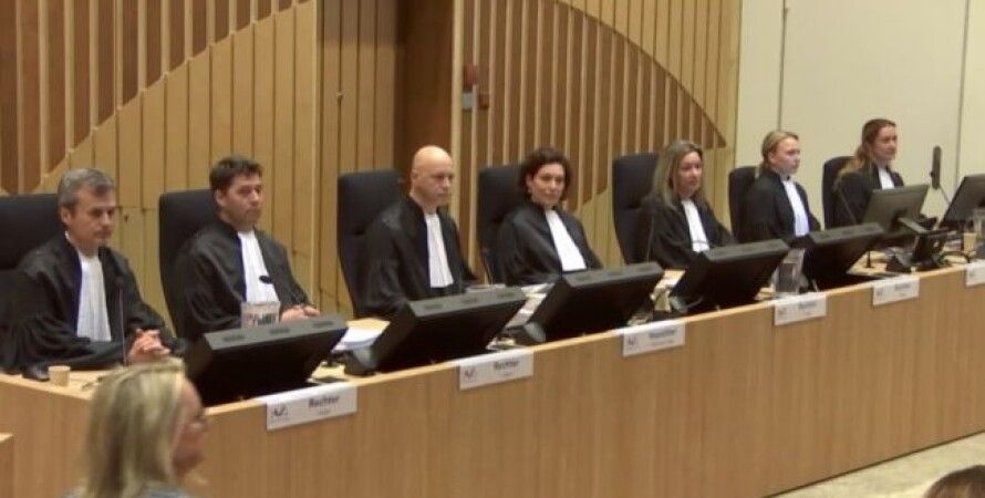 Суд по делу MH17 в Гааге/twitter.com/WorldAffairsPro