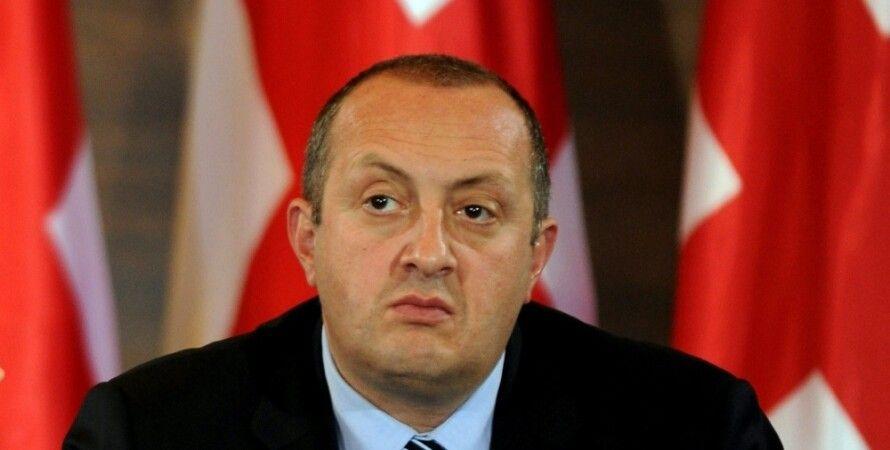Георгий Маргвелашвили / Фото: AFP