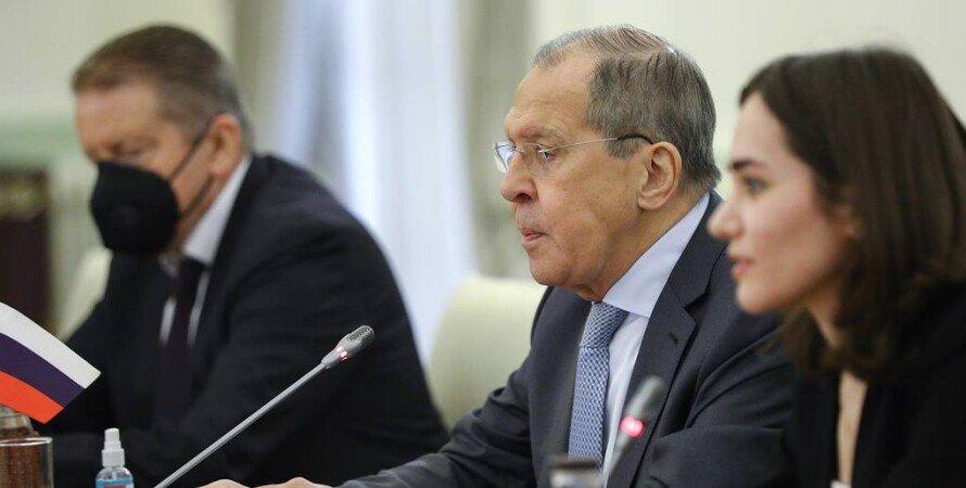 Сергей Лавров, Россия, Германия, Франция, Минские соглашения