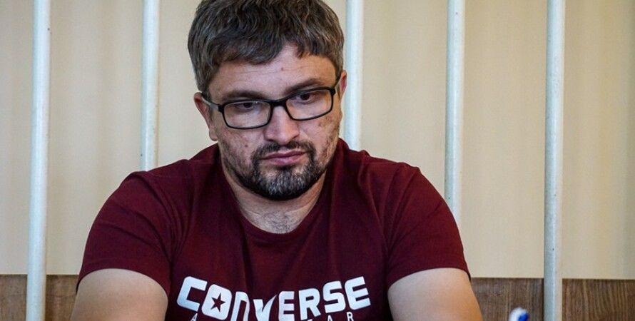 Нариман Мемедеминов/Фото: facebook.com/graty.me