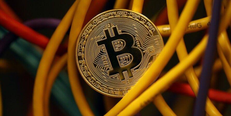 BTC, Биткоин, криптовалюта