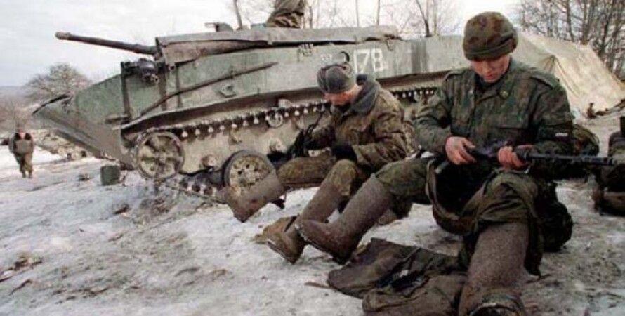 Боевики в Донбассе / Фото: strichka.com