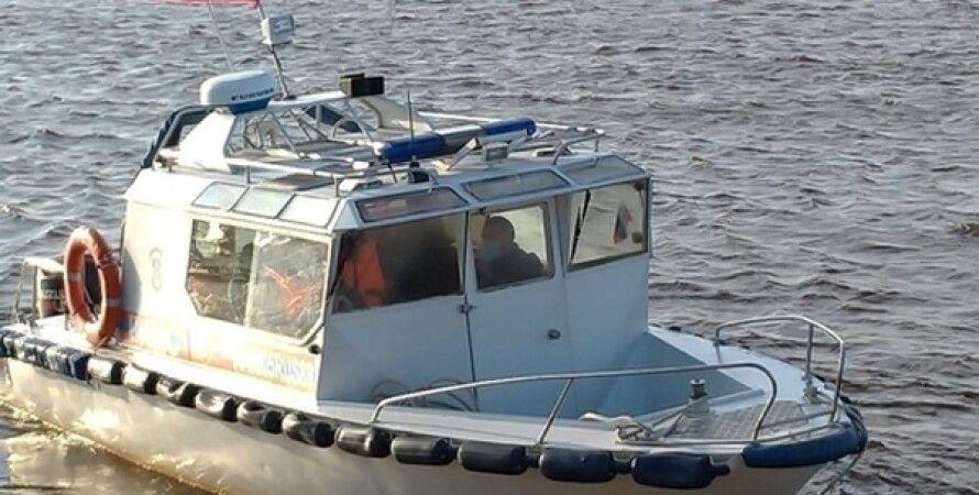 Владистав Криклий, Закон Украины, Реки, Водный транспорт, Российский флаг