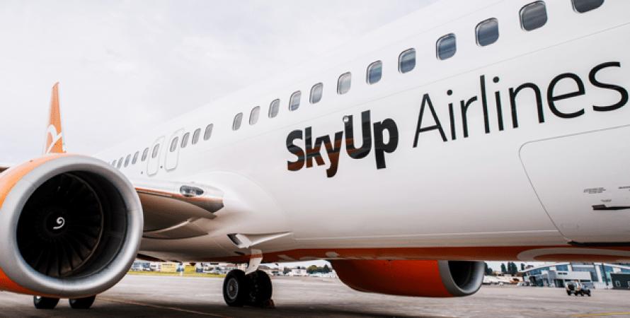 самолет Skyup, фото, авиакомпания