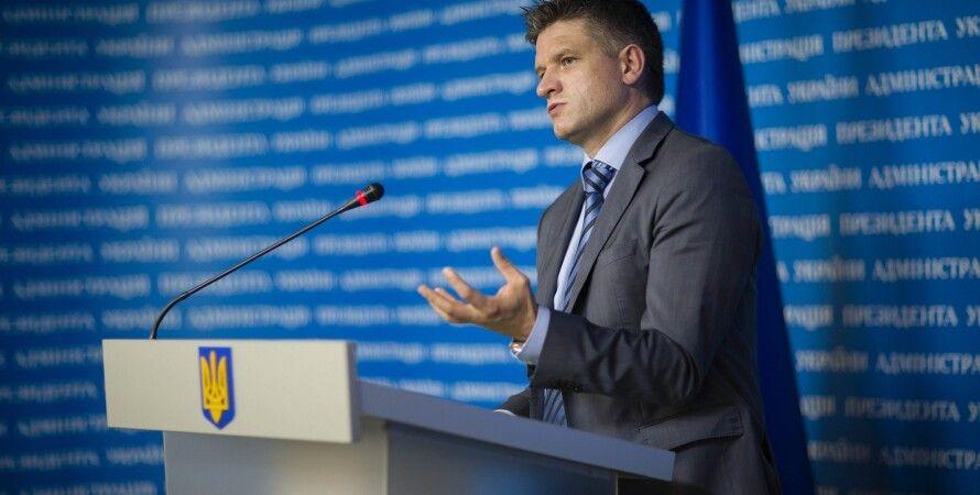 Дмитрий Шимкив / Фото: www.day.kiev.ua