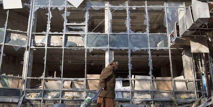 Разрушения на Донбассе, Австрия, Донбасс, Гуманитарные проекты, Финансовая помощь