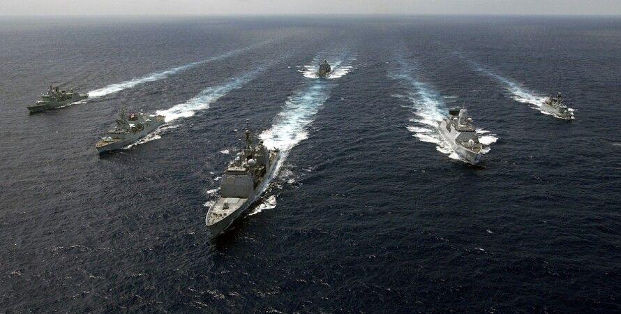 Флот НАТО / Фото: en.wikipedia.org